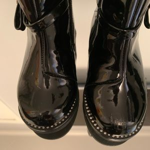 Toddler riding boots